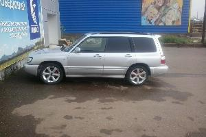 Subaru Forester SF5 1997 Год Город Мелеуз